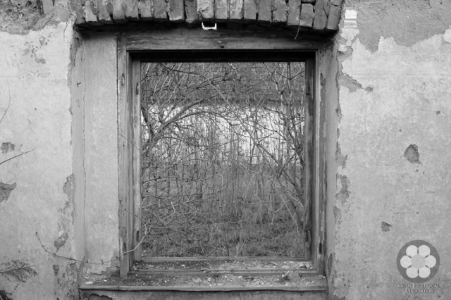 Látkép az udvarra (Photo: Sihelnik József)