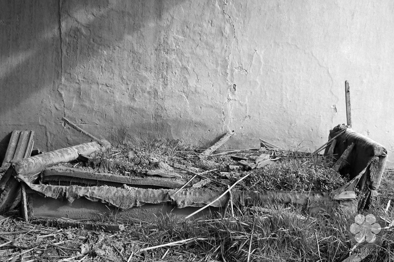 Ágy a nappaliban (Photo: Sihelnik József)