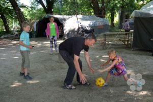 A Liping család is jól érezte magát a táborban (Photo: Szekula Veronika)