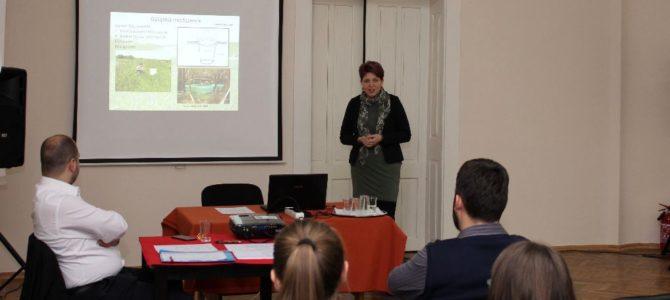 A IV. Vajdasági Fiatal Természetkutatók Találkozójának programja