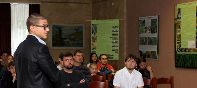 V. Vajdasági Fiatal Természetkutatók Találkozója