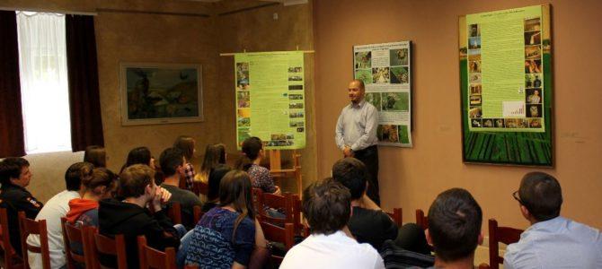 Az V. Vajdasági Fiatal Természetkutatók Találkozójának programja