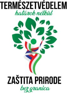 A Természetvédelem határok nélkül című műsor logója