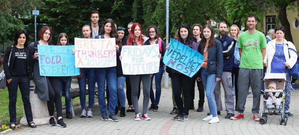 Protest učenika za budućnost